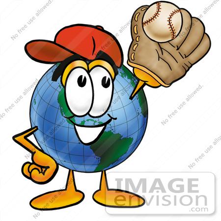 Baseball Catch Clip Art.