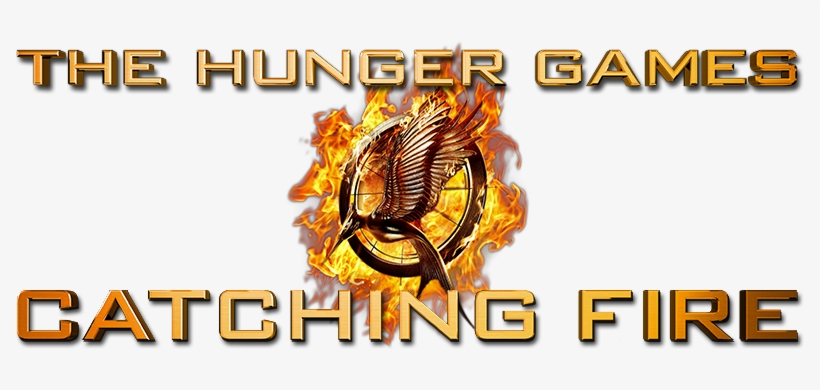 Hunger Games Catching Fire Logo Png.
