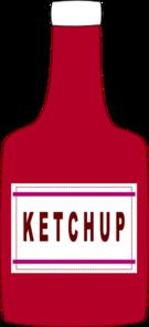 Ketchup Bottle Clip Art at Clker.com.