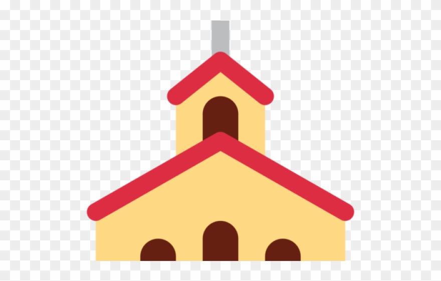 Emoji Clipart Church.