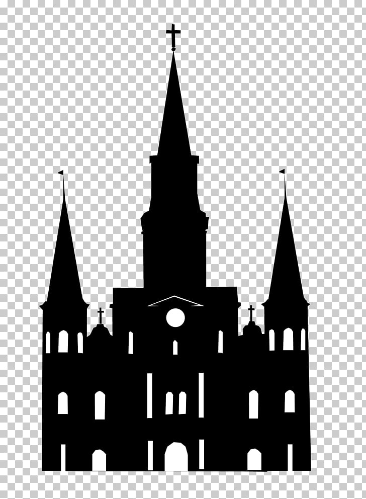 St. Louis Cathedral Jackson Square , Cathedral PNG clipart.