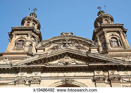 Stock Photo of Catedral Metropolitana k19486492.