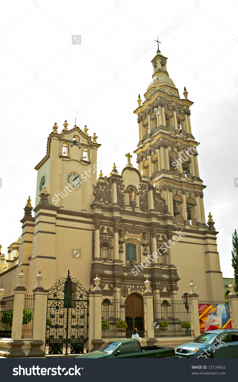 Metropolitan Cathedral (Catedral Metropolitana De Nuestra Seã±Ora.