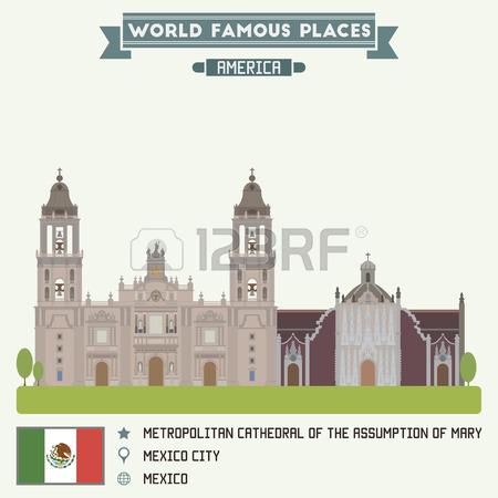 Catedral Metropolitana De La Asunción De María. Ciudad De México.