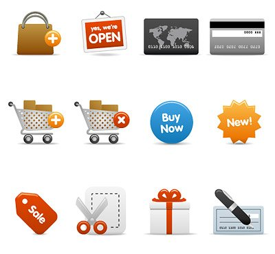 Shopping category icon Clipart Picture Free Download.