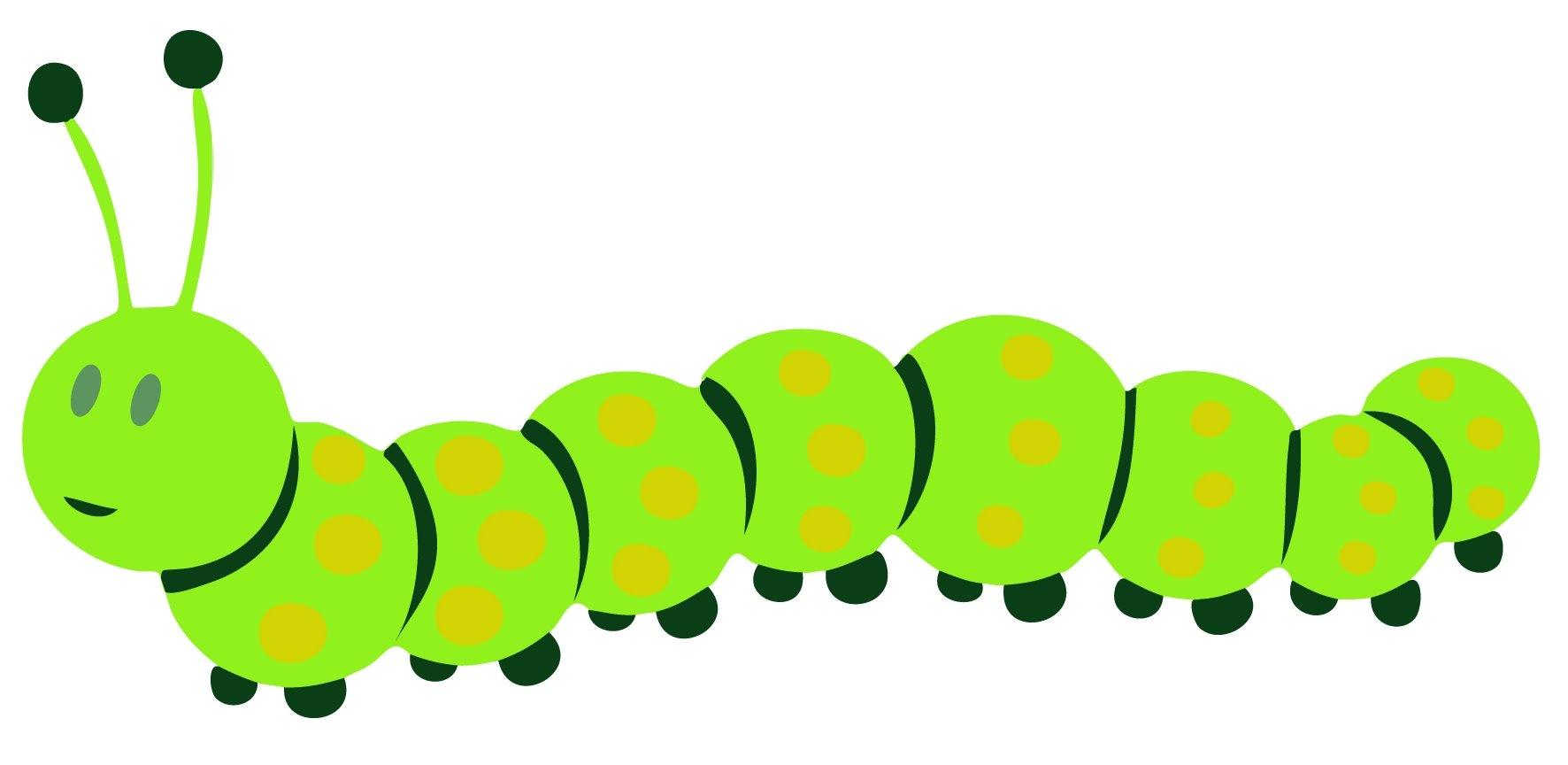 Caterpillar clipart Lovely Caterpillar Clipart » Clipart Station.