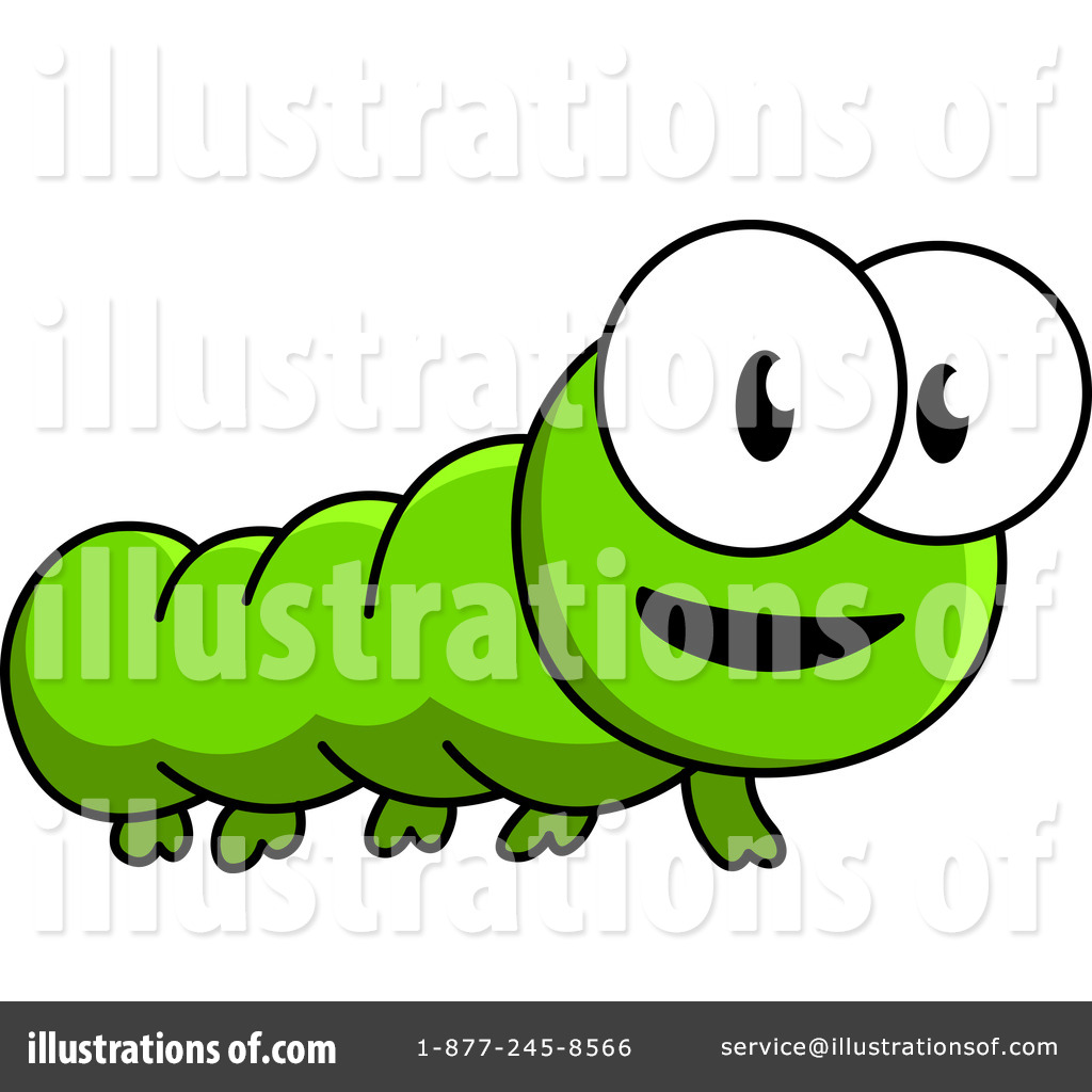 Caterpillar Clipart #1235826.