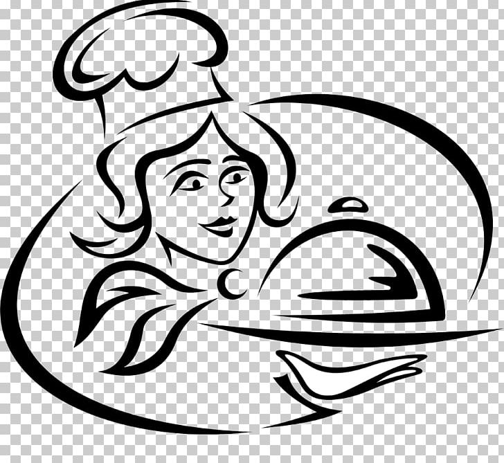 Catering Waiter Cook Business PNG, Clipart, Art, Artwork.