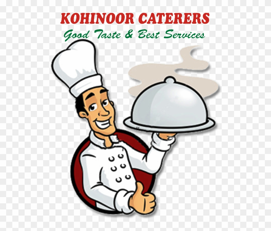 Picture Black And White Catering Clipart Chef Cooking.