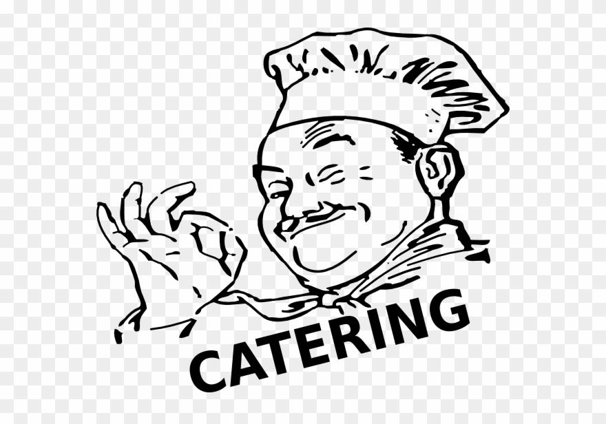 Catering Logo Clip Art.