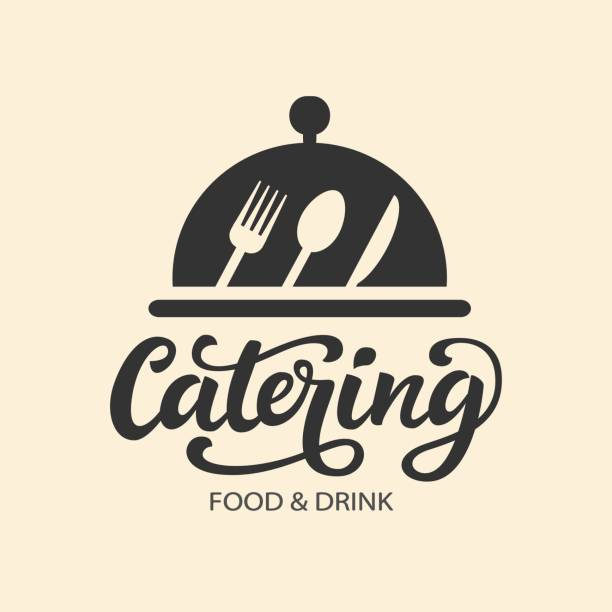 Best Catering Illustrations, Royalty.
