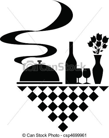 Catering Clip Art - Royalty Free