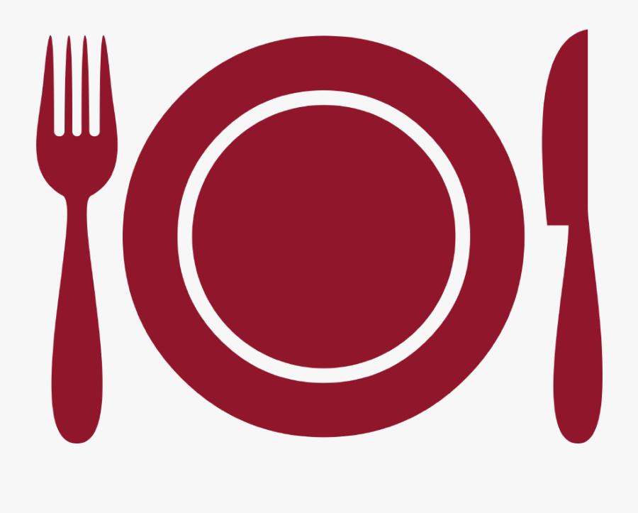 Clip Art Catering Icon.