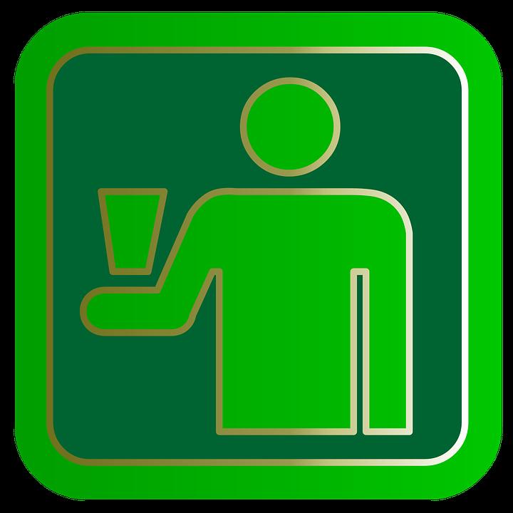 Free illustration: Waiter, Restaurant, Food, Service.