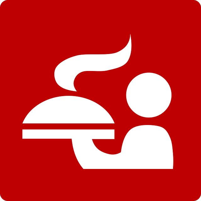 Free vector graphic: Restaurant, Stickman, Stick Figure.