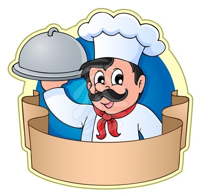 Catering services clipart.