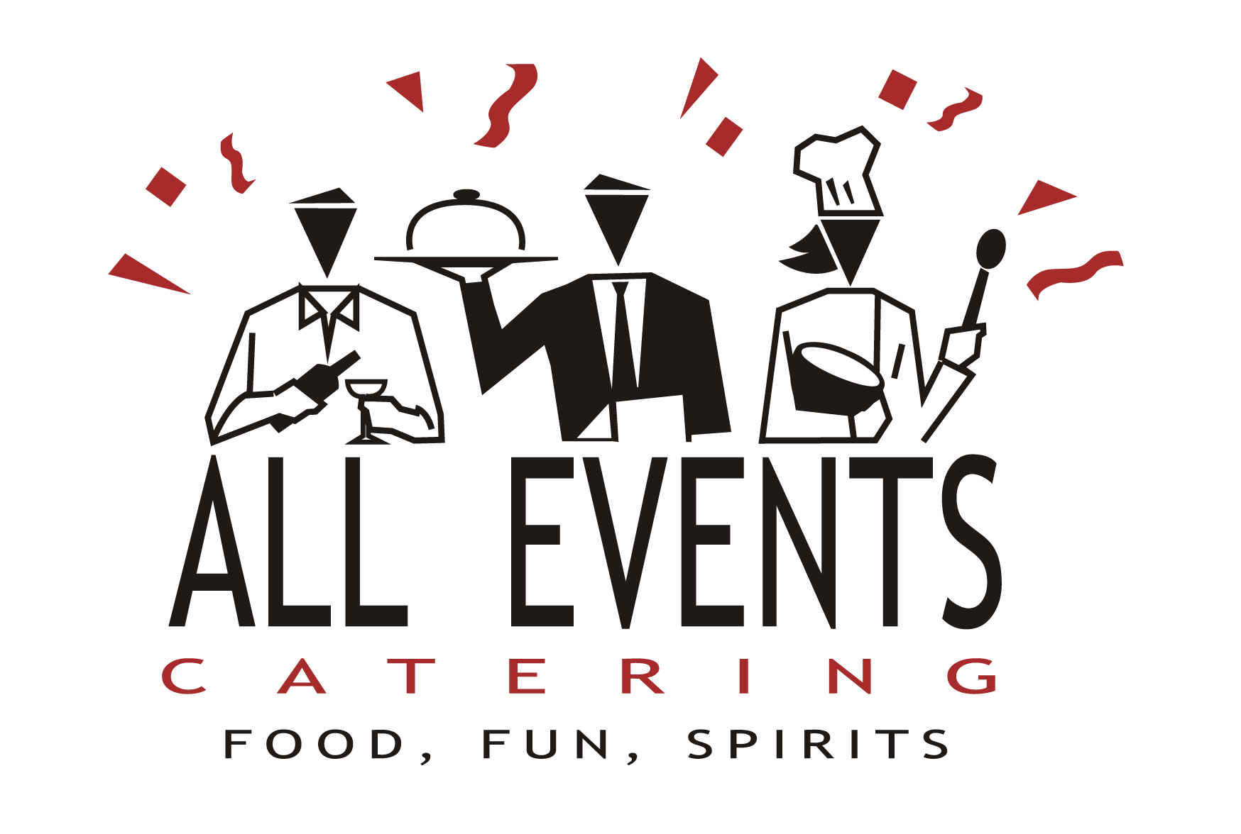 Catering Business Clip Art.