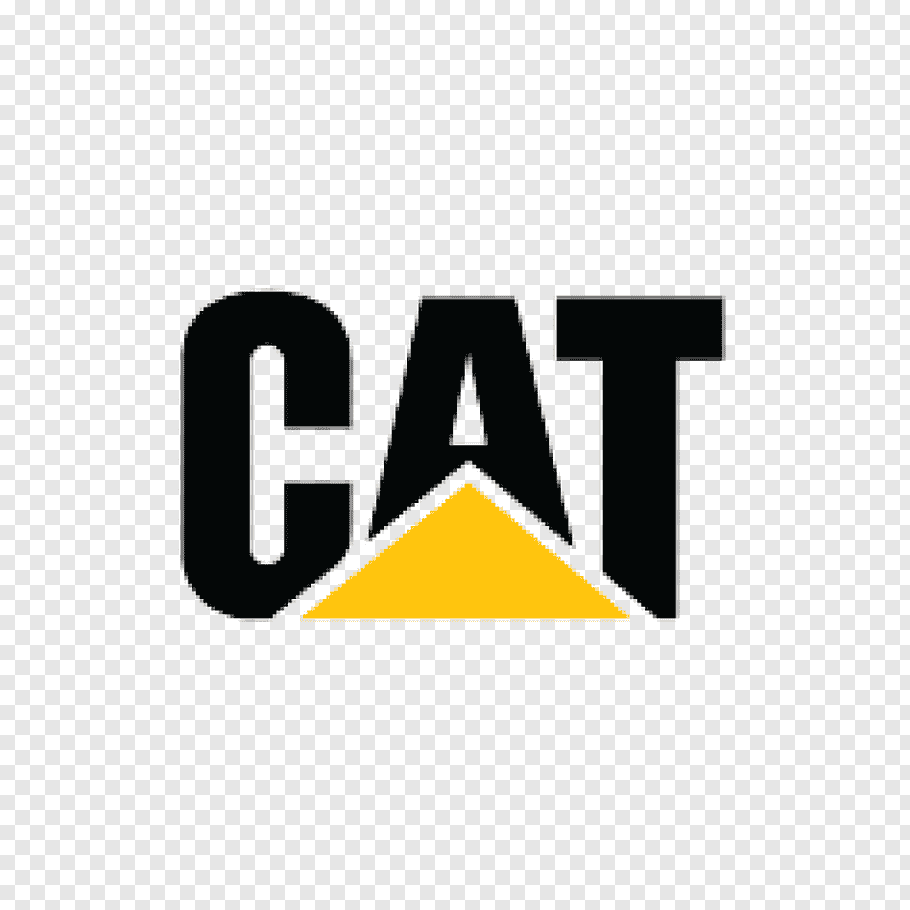 Caterpillar logo, Caterpillar Inc. Cat S6portable network.
