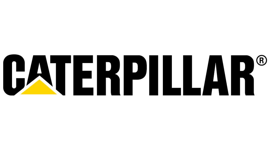 Caterpillar Vector Logo.