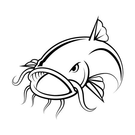 1,498 Catfish Stock Vector Illustration And Royalty Free Catfish Clipart.