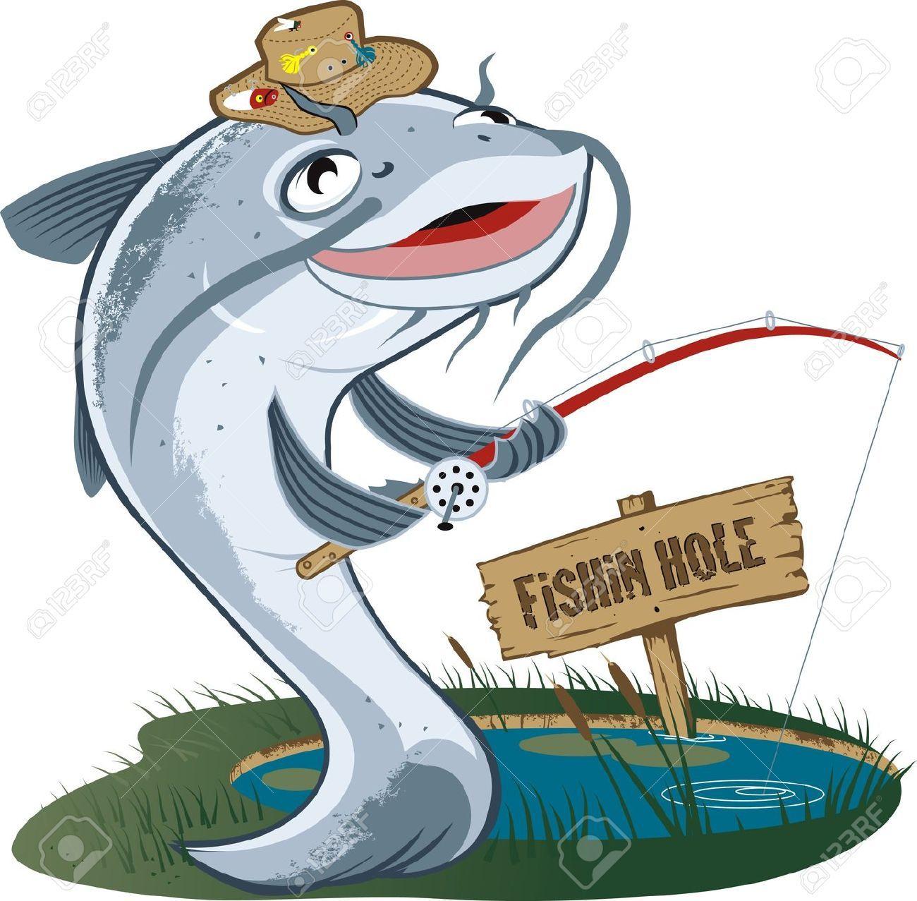 Catfish Stock Vector Illustration And Royalty Free Catfish.