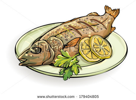 Fried clipart fried catfish.