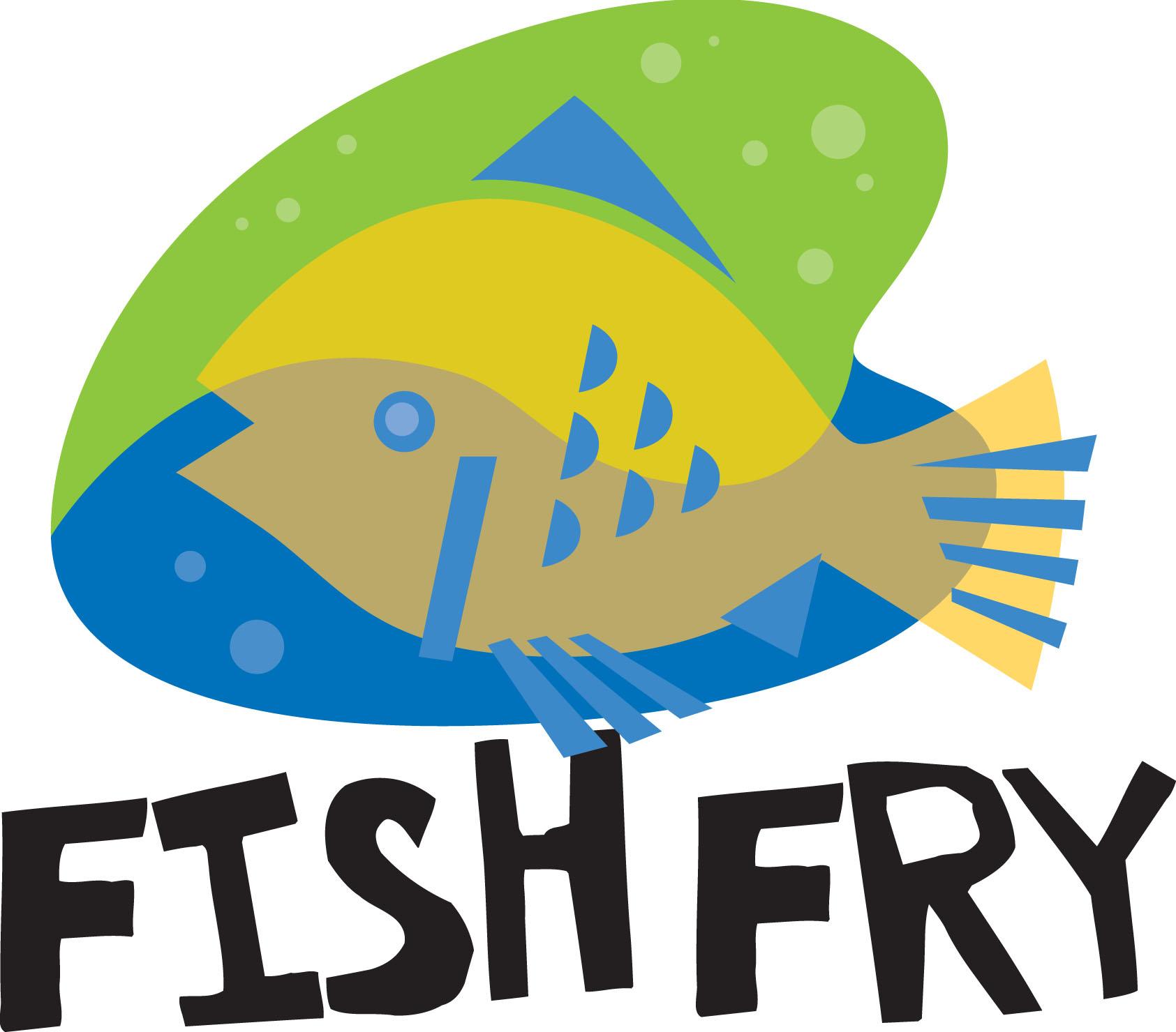 Catfish Fish Fry Clipart.