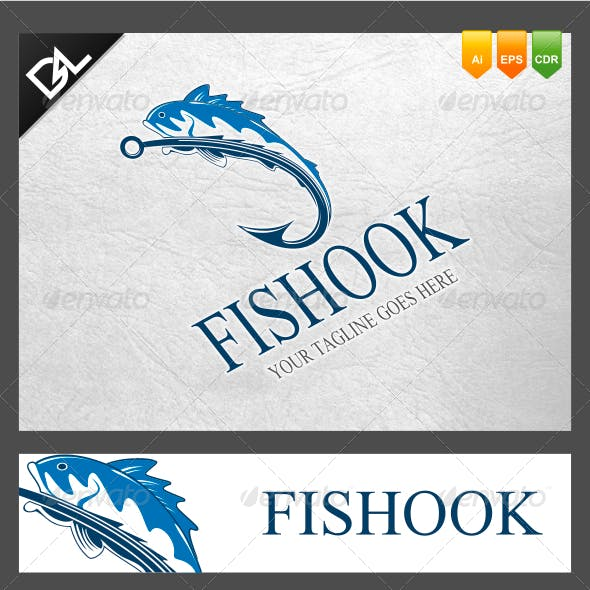 Catfish Logo Templates from GraphicRiver.
