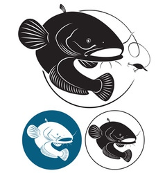 Catfish Logo Vector Images (over 180).