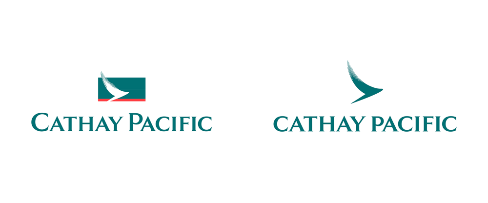 Brand New: New Logo for Cathay Pacific by Eight.
