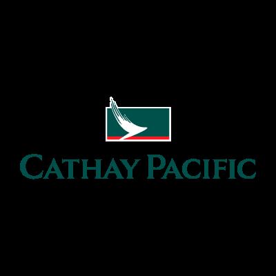 Cathay Pacific Air vector logo.