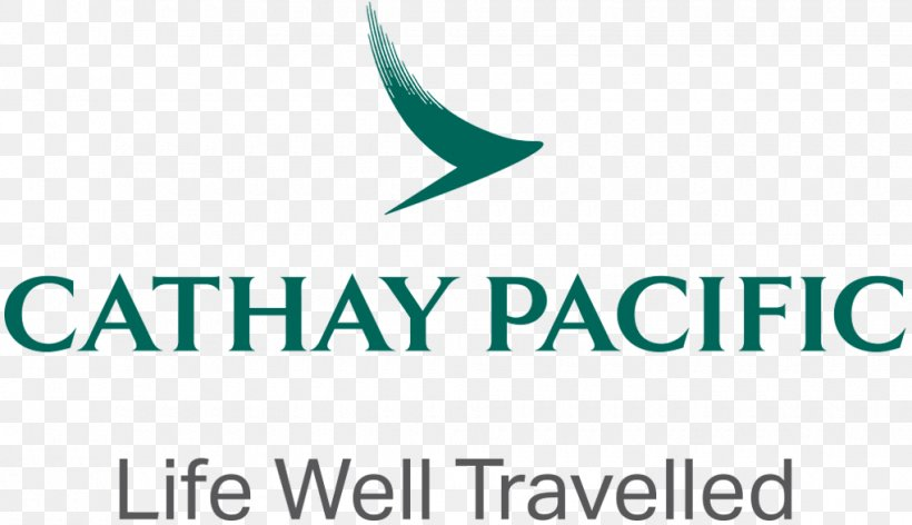 Logo Airbus A350 Cathay Pacific Brand Airline, PNG.