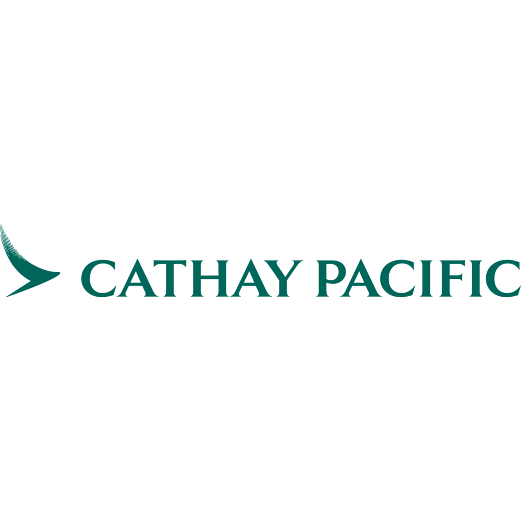 Cathay Pacific logo, Vector Logo of Cathay Pacific brand.