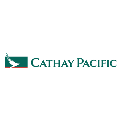 Cathay Pacific logo vector free download.