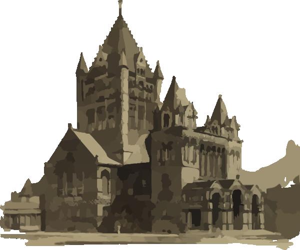 Free to Use & Public Domain Church Clip Art.