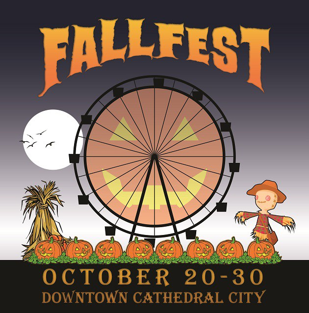 FallFest Coming to Cathedral City in Late October.