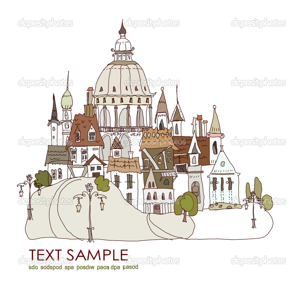city centre clipart - photo #33