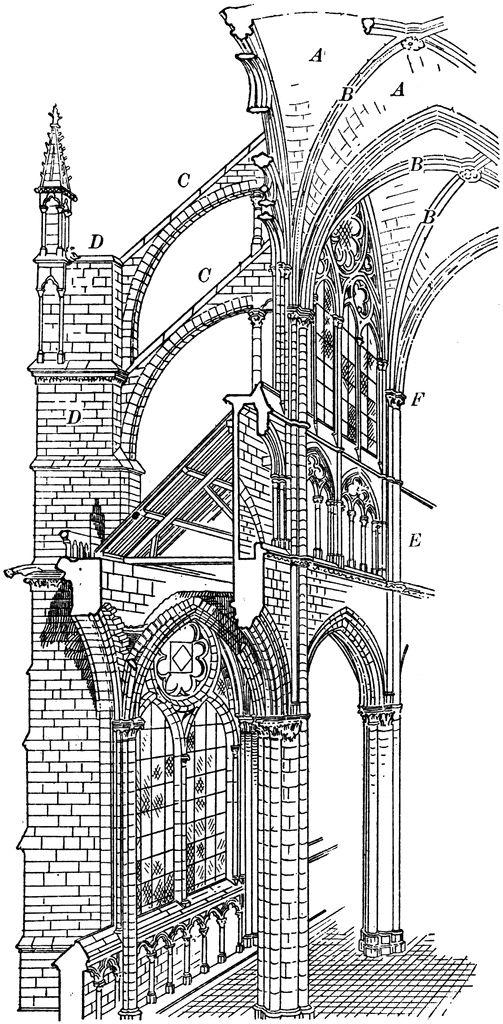 Lehrbuch der gotischen Konstruktionen: Von G. Ungewitter : Georg.