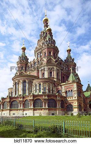 Stock Photography of Sankt Petersburg, Saint Petersburg Peter.