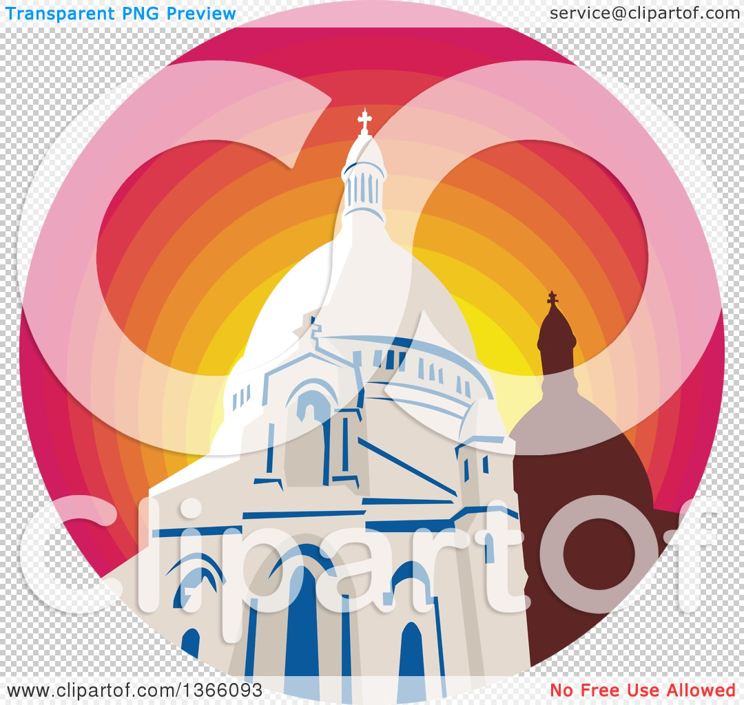 Cathedral dome clipart #2