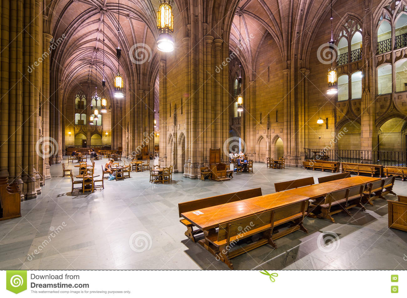Cathedral Of Learning Editorial Image.