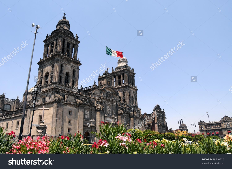 Mexico City Metropolitan Cathedral (Catedral Metropolitana De La.