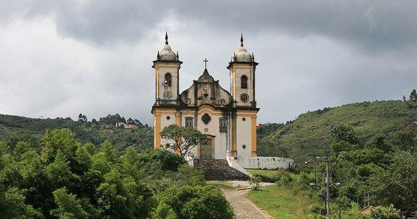 Igreja São Francisco de Paula, Ouro Preto..