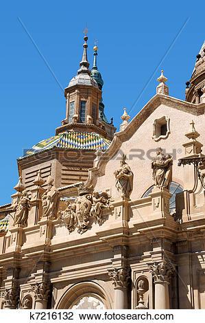 Stock Photo of Basilica.