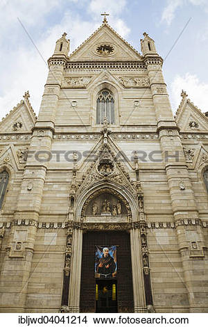 "Stock Photo of ""Cathedral of Santa Maria Assunta, also known as."