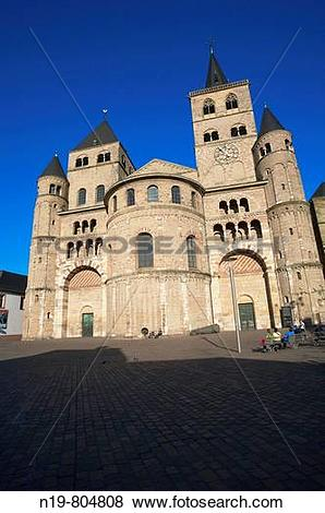 Pictures of Cathedral of St Peter (12th century), the oldest.