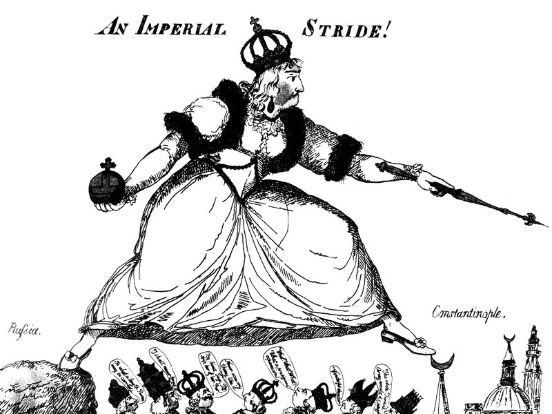 When Catherine the Great Invaded the Crimea and Put the Rest of.