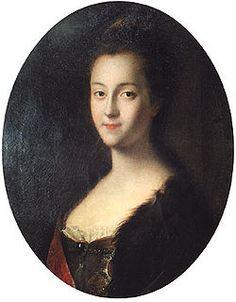 Empress Elizabeth of Russia 1709.