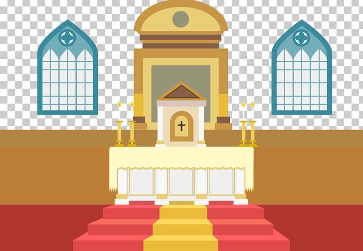 Euclidean Church Altar PNG, Clipart, Adobe , Arch, Brown.