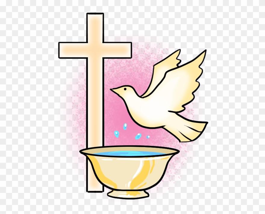Baptism Symbol Sacraments Of The Catholic Church Eucharist.